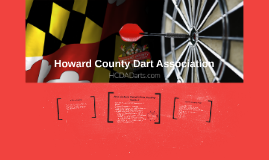 Howard County Dart Association