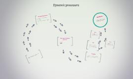 Dynamic prosessors