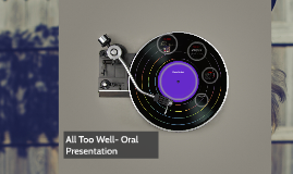 All Too Well- Oral Presentation