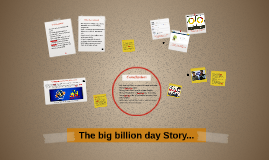 The BIG BILLION DAY Sale