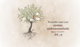 Webinar: transitie naar een circulaire aankooporganisatie
