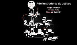Administradoras de activos