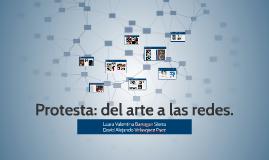 Protesta: del arte a las redes