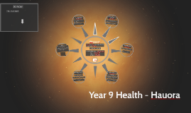 Year 9 Health - Hauora