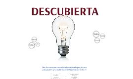 Copy of DESCUBIERTA