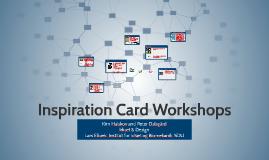 Inspiration Card Workshops