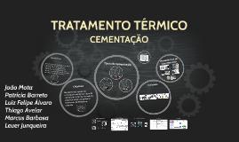 Copy of TRATAMENTO TÉRMICO