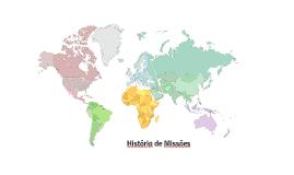 História de Missões