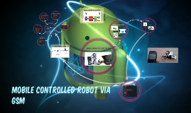 Copy of mobile controlled robot via GSM