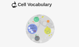 Cell Vocabulary