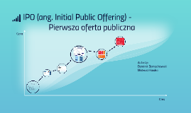 IPO (ang. Initial Public Offering)