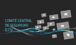 COMITÉ CENTRAL DE SEGURIDAD (CCS)