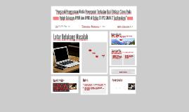 """""""Pengaruh Penggunaan Media Powerpoint Terhadap Hasil Belajar"""