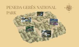National park of the Peneda Gerês