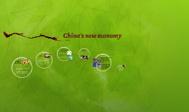 Copy of China's new economy