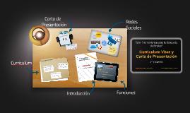Copia de Curriculum Vitae y Carta de Presentación