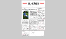 Teacher's Weekly