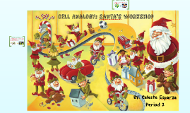 Copy of Cell Analogy: Santa's Workshop