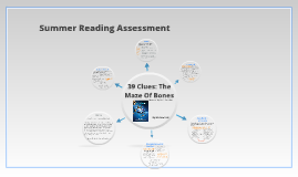 Copy of Summer Reading Assessment