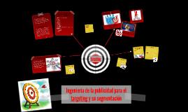 Ingeniería de la publicidad para el targentins y sus segment