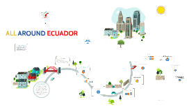 ALL AROUND ECUADOR