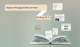 Managinng Conflict and Power