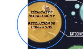 TÉCNICAS DE NEGOCIACIÓN Y