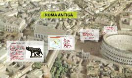 Roma Antiga - do mito à república