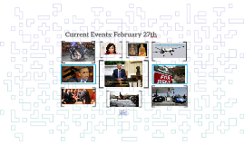 Current Events: February 27th