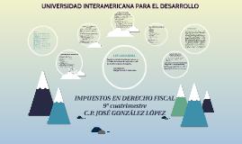 UNIVERSIDAD INTERAMERICANA PARA EL DESARROLLO
