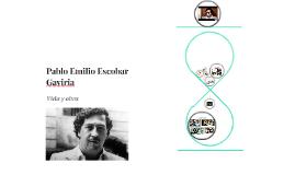 Pablo Emilio Escobar Gabiria