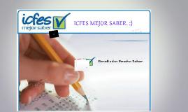ICFES MEJOR SABER. :)