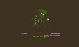Spectra 2015 glasses