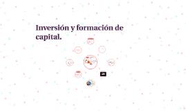 Inversion y formación de capital