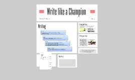 WRITING & MLA