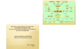 mapa conceptual PTG