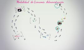 Modalidad  de Administración y  Gestión