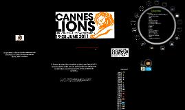 El Festival Internacional de Creatividad Cannes Lions