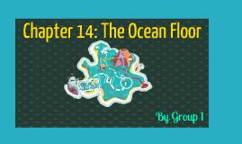Copy of Chapter 14: The Ocean Floor