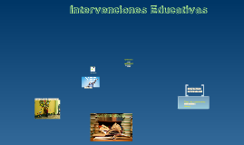 Intervenciones educativas