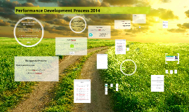 Performance Development Plan 2014