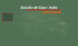 Estudio de Caso- India