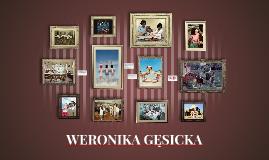 Weronika Gesicka