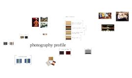 photography profile