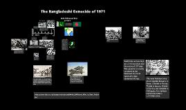 Pakistani Genocide 1971