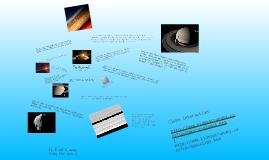 My Planet: Saturn(: