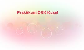 Praktikum DRK Kusel
