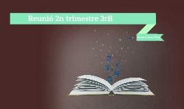 2n trimestre 3r B Mediterraneo
