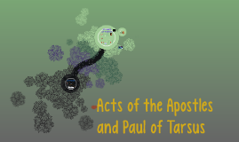 Acts of the Apostles and Paul of Tarsus