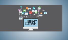 Internet de las cosa (lOT)